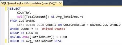 Alteryx SQL 例文 画像
