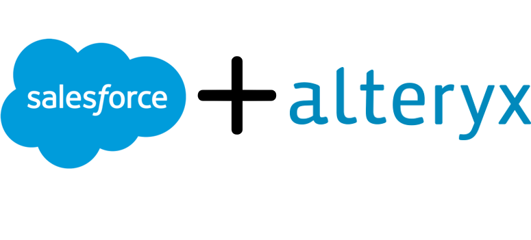 Salesforce Alteryx blog タイトル LHit