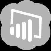 Microsoft Power BI Tool Publish toPower BI Tool Alteryx アイコン